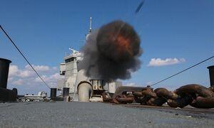 Πολεμικό Ναυτικό: Άνοιξαν πυρ πλοία και υποβρύχια – Μήνυμα ετοιμότητα στον Ερντογάν