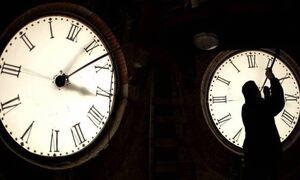 Αλλαγή ώρας 2021: Πότε θα πάμε τα ρολόγια μας μια ώρα πίσω