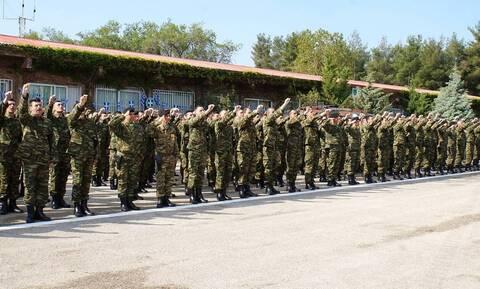 Πρόσκληση για κατάταξη στο Στρατό Ξηράς με την 2021 ΣΤ'/ΕΣΣΟ