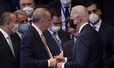 Επιστολή Αμερικανών βουλευτών στον Μπάιντεν: Η Τουρκία ενεργεί ως αντίπαλος – Νέο «μπλόκο» στα F-16