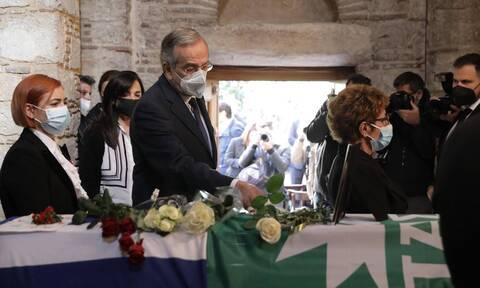 «Έσπασε» ο Σαμαράς για την Φώφη Γεννηματά: Σήμερα είναι μια βαριά μέρα για όποιον καταλαβαίνει