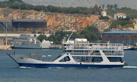 Χανιά: Πλοίο προσέκρουσε σε ύφαλο στην Παλαιόχωρα