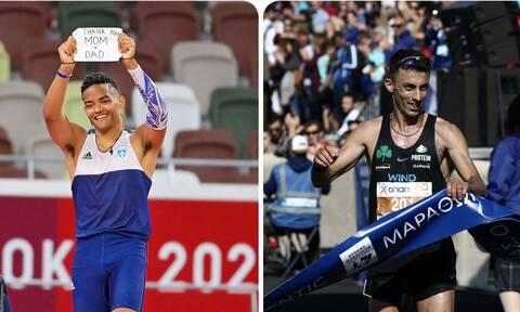 Στίβος: Στον Ολυμπιακό ο Καραλής, ο Παναθηναϊκός κράτησε Γκελαούζο