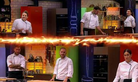 Top Chef: Μία ανάσα πριν από τον τελικό (video)