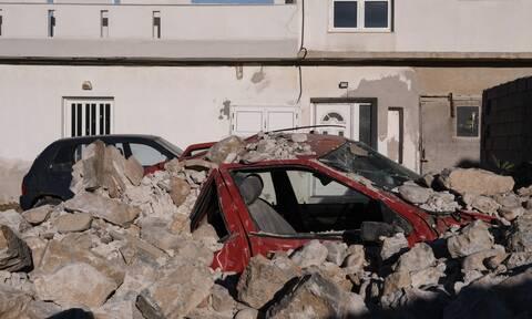 Σάμος: Ένας χρόνος από τον φονικό σεισμό - Επίσκεψη Τριαντόπουλου αύριο Σάββατο στο νησί