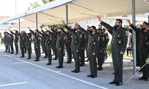 Πρόσληψη ωρομίσθιου διδακτικού προσωπικού στη Σχολή Μονίμων Υπαξιωματικών