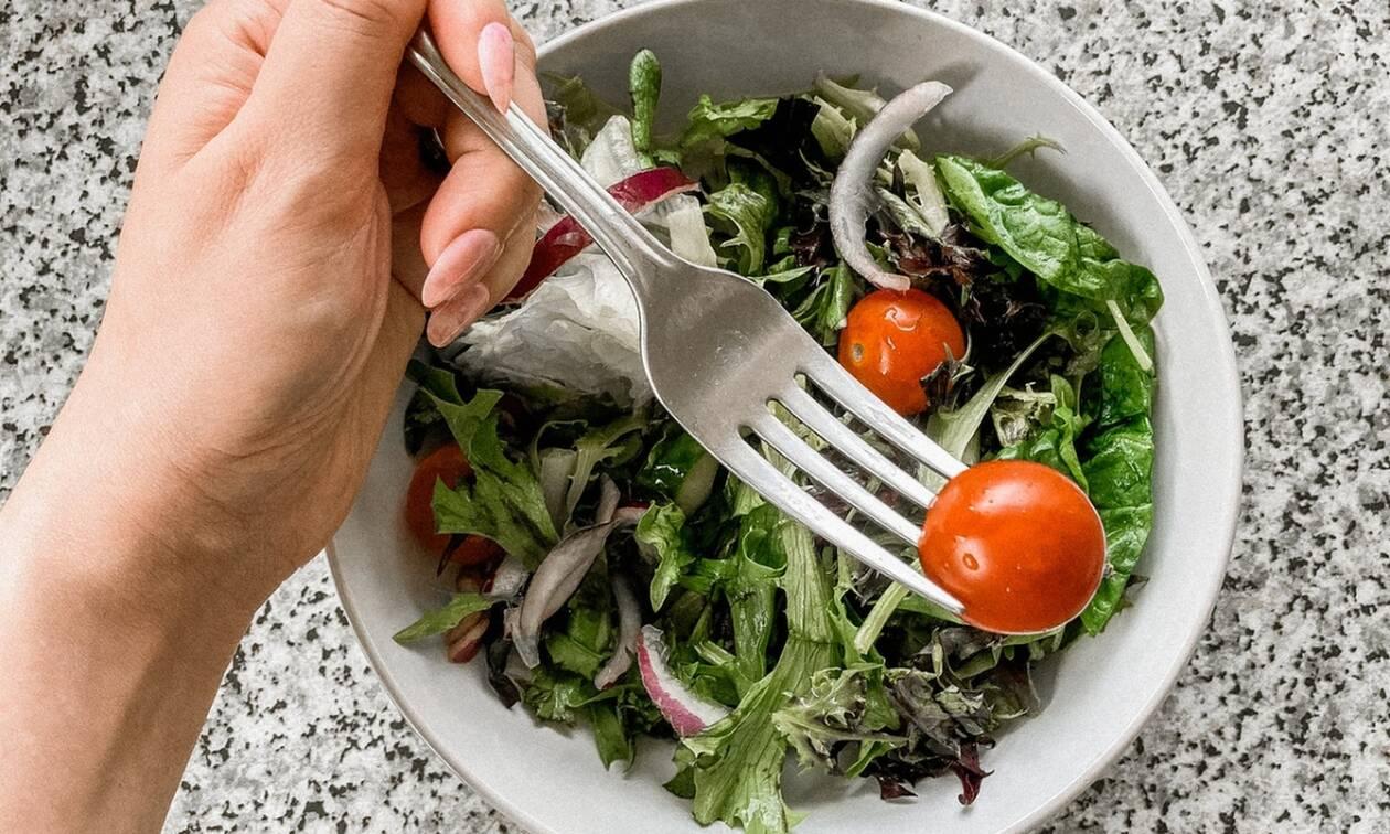 Απώλεια βάρους: Επτά συνταγές για σαλάτες με λίγες θερμίδες