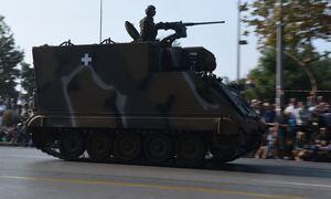 28η Οκτωβρίου: Δείτε live τη μεγάλη στρατιωτική παρέλαση της Θεσσαλονίκης