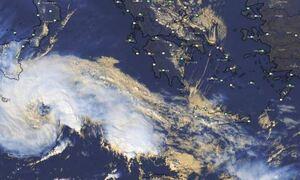 Προειδοποίηση Αρναούτογλου: Επισήμως Μεσογειακός Κυκλώνας - Πώς θα κινηθεί (video)