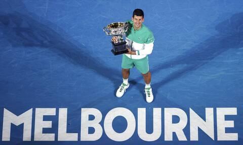 Μόνο εμβολιασμένοι στο Australian Open! «Η κατάσταση δεν είναι καλή» λέει ο Νόβακ Τζόκοβιτς