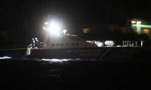 Συναγερμός στο Λιμενικό: Έρευνες για τον εντοπισμό 50χρονης στη θαλάσσια περιοχή Νησί Ντούνη
